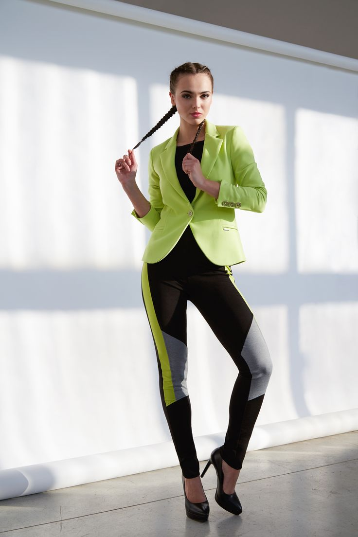 Lookbook Clickfashion spring/summer 2015  Photo: Piotr Dębski Model: Adrianna Schneider