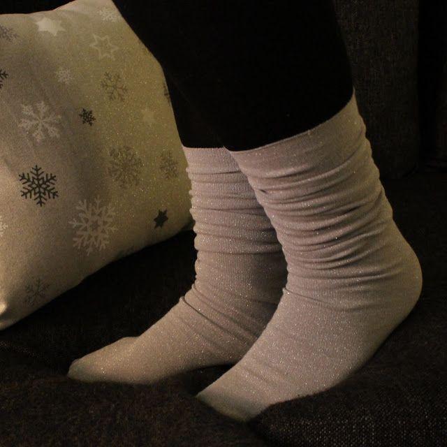 Ompele sukat - helppo diy lahja