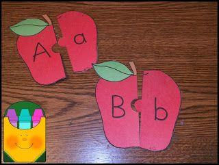 Alphabet Matching Freebie