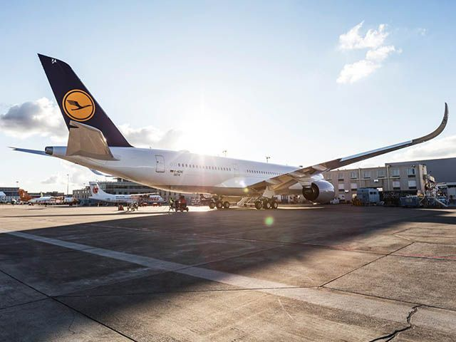 Lufthansa : une nouveauté en Croatie, un vol spécial en A350