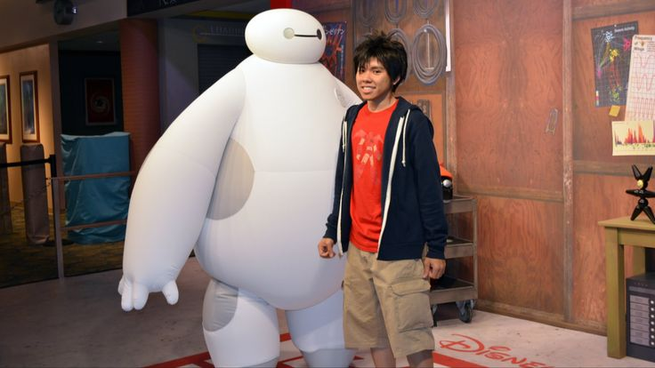 baymax meet greet outfits