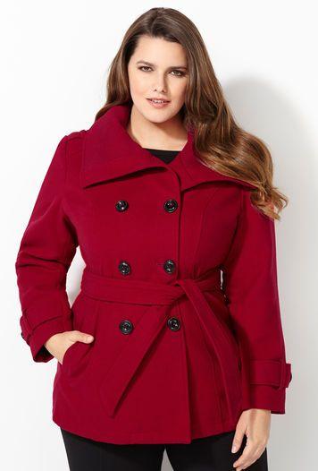 Shop Plus Size Jackets | Avenue.com
