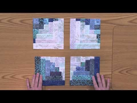 SCROLL DOWN AND SEE THE VIDEO TUTORIAL…By the Sea Twin Quilt Pattern   On the Next Page Below you'll find access to the Pattern. HERE