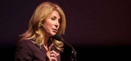 """""""Abortion Wendy"""" Back In The Spotlight, Running As Next Hillary With New Man-Hating Position"""