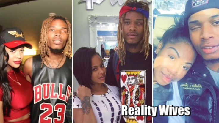 Fetty WAP Gf Yaya Takes Down Website After Seeing Fetty With Alexis Sky - YouTube