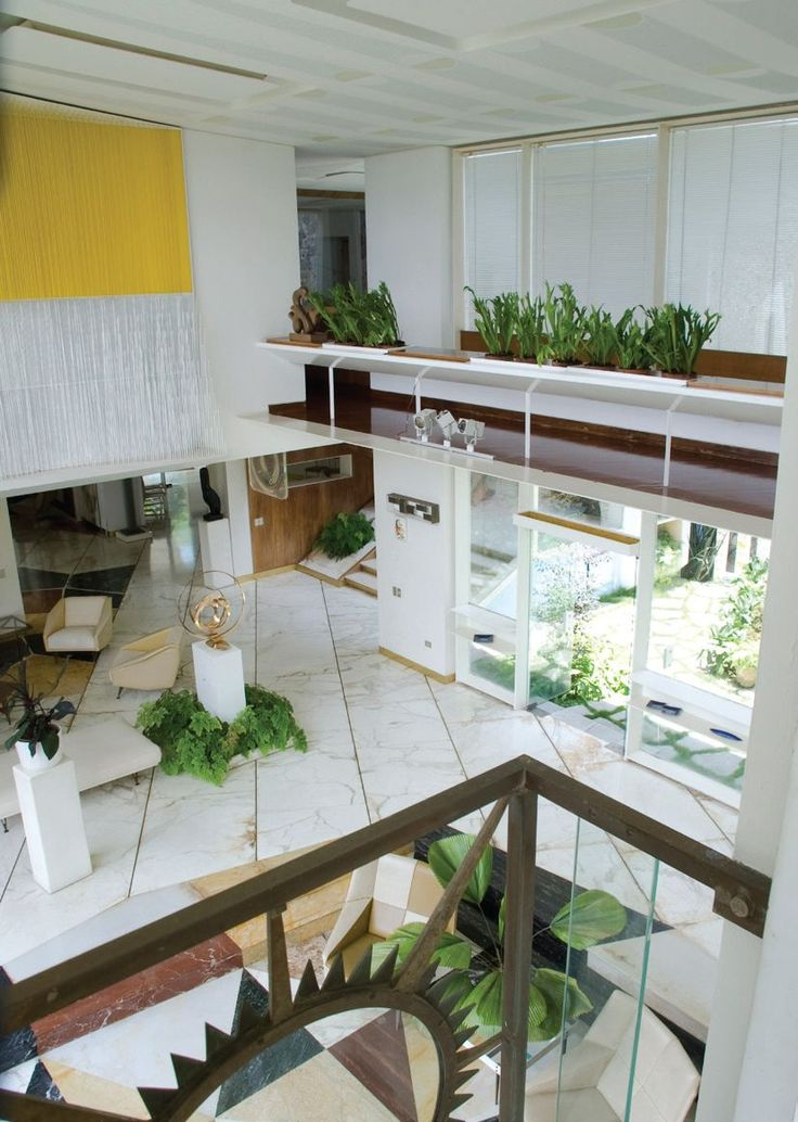 sala de la villa planchart