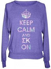 Custom Sigma Kappa Clothing & Apparel | Sigma Kappa Wear & Clothes