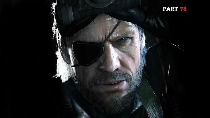Metal Gear Solid 5 - The Phantom Pain Gameplay - Walkthrough - Part 73 ... #MetalGearSolid #mgs #MGSV #MetalGear #Konami #cosplay #PS4 #game #MGSVTPP