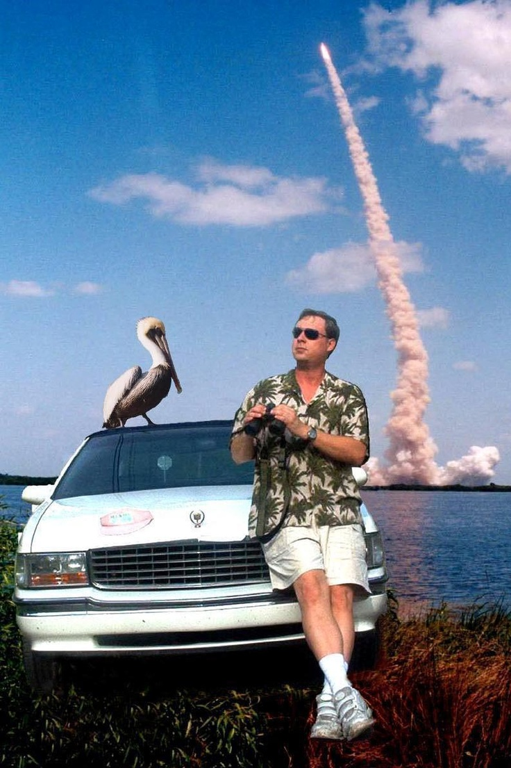 Another journalist-turned-author / Florida satirist: Tim Dorsey. #books #authors