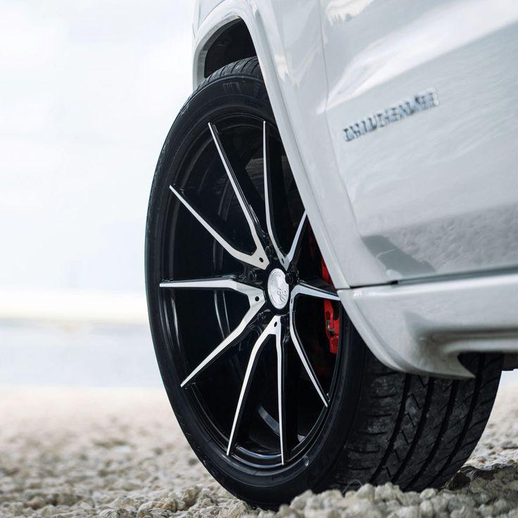 "22"" AVANT GARDE M652 MACHINED CONCAVE WHEELS RIMS FITS JEEP GRAND CHEROKEE SRT #AvantGarde #m652 #wheels #concave #jeep #grandcherokee #srt #srt8 #vibemotorsports"