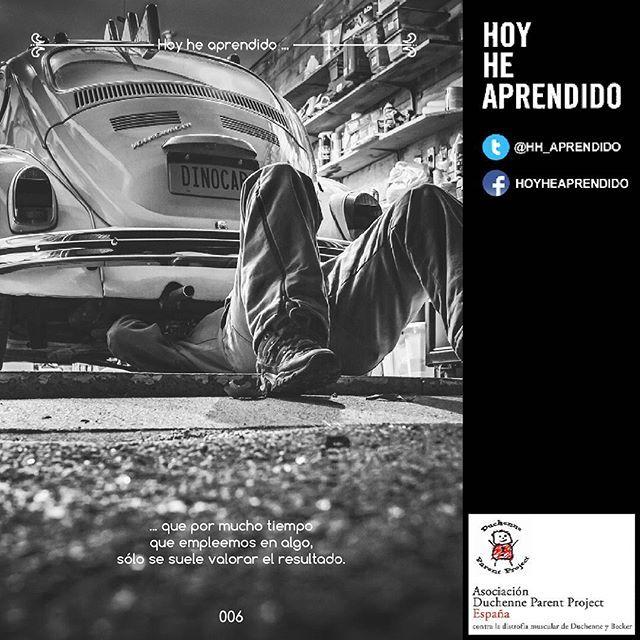 @hh_aprendido @dppspain #hoyheaprendido #dppspain #compartelo