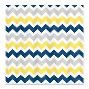 yellow grey and navy blue rooms in chevron - Bing Images