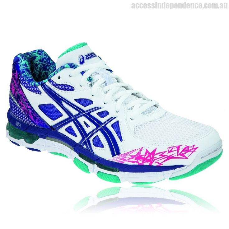 ASICS Gel-Netburner Professional 10 Womens Netball Shoes-White_LRG.jpg (1000×1000)