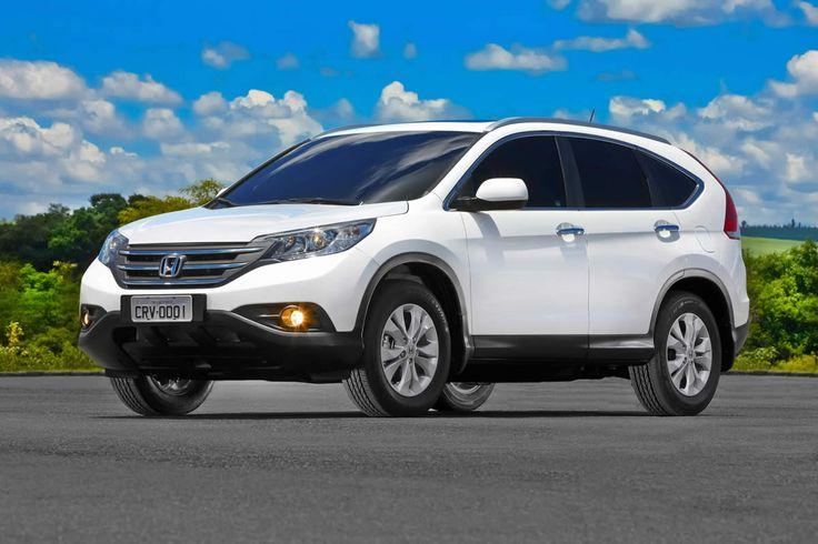Lançamento: Novo Honda CR-V 2012 chega por R$ 84.700 – Confira todos os detalhes