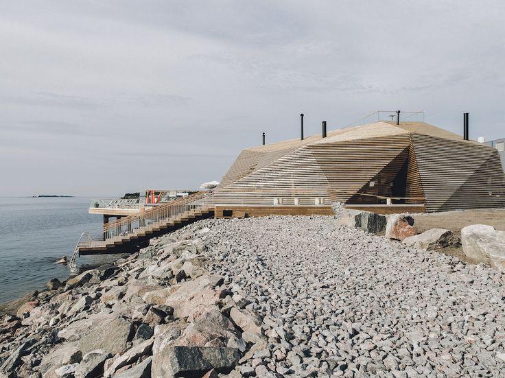 Löyly Sauna · Helsinki, Finland – iGNANT.de