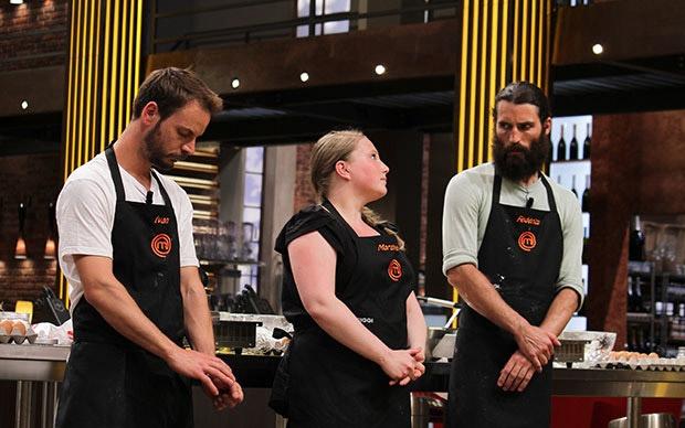 I tre aspiranti chef a rischio eliminazione