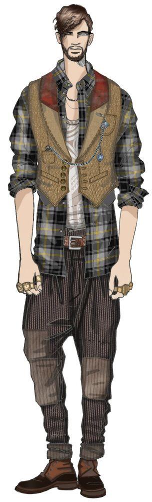 MENs Fashion. by JAA DESIGN at Coroflot.com