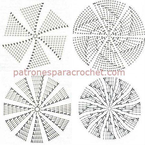 482 best Crochet en Español images on Pinterest | Crochet magazine ...