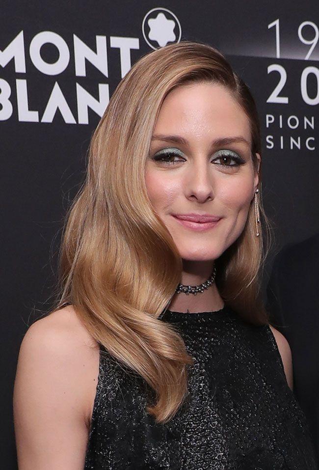 Diane Kruger e Olivia Palermo brincam com as cores na maquiagem e mostram que não precisa ser só sombra champagne ou marrom em eventos f...