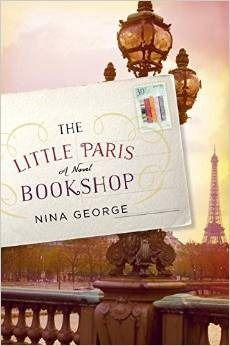 The Little Paris Bookshop by Nina George. Read a review at http://readinginthegarden.blogspot.com/2015/12/the-little-paris-bookshop-by-nina-george.html