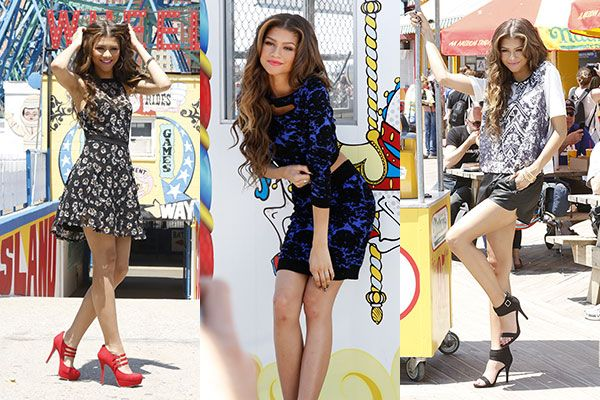 Zendaya Is the New Face of Material Girl—Here's What She Has to Say About It