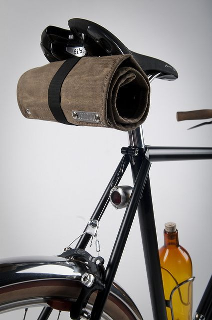 More rad stuff by Hufnagel Cycles, via Flickr