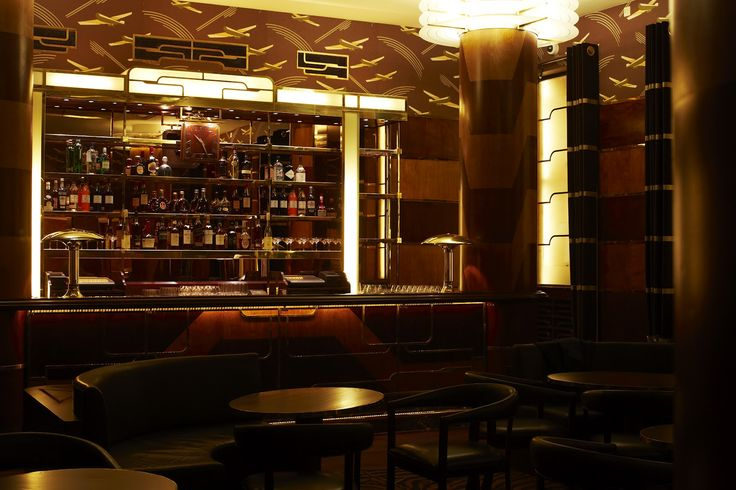 Brasserie Z  del in London designed by Shayne Brady    Shayne Brady     Brasserie Z  del in London designed by Shayne Brady    Shayne Brady  the impishly handsome head designer at David Collins Studio has turned what wa