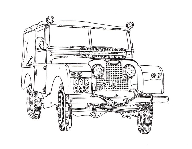 17 best images about land rover u0026 39 s illustrations on