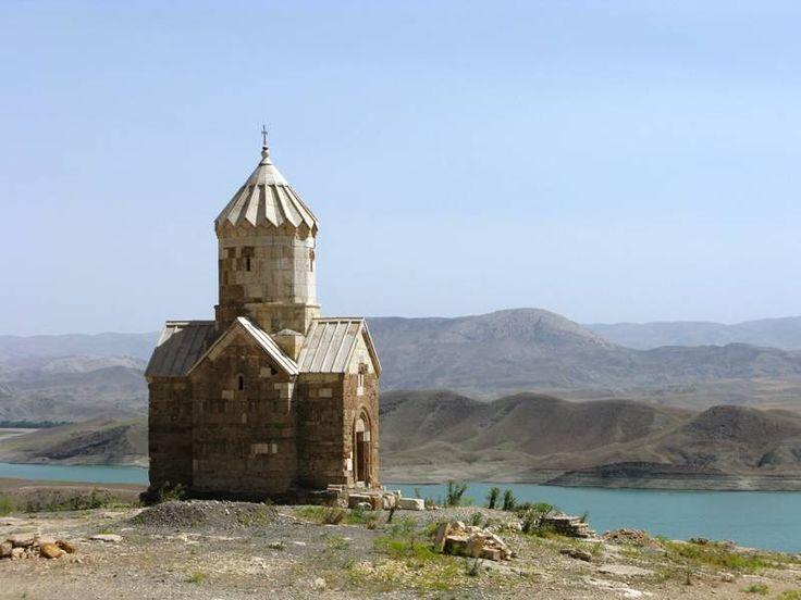 Dzor Dzor Church ( Maku ) http://iranparadise.com/en/gallerygroup/gallery/29
