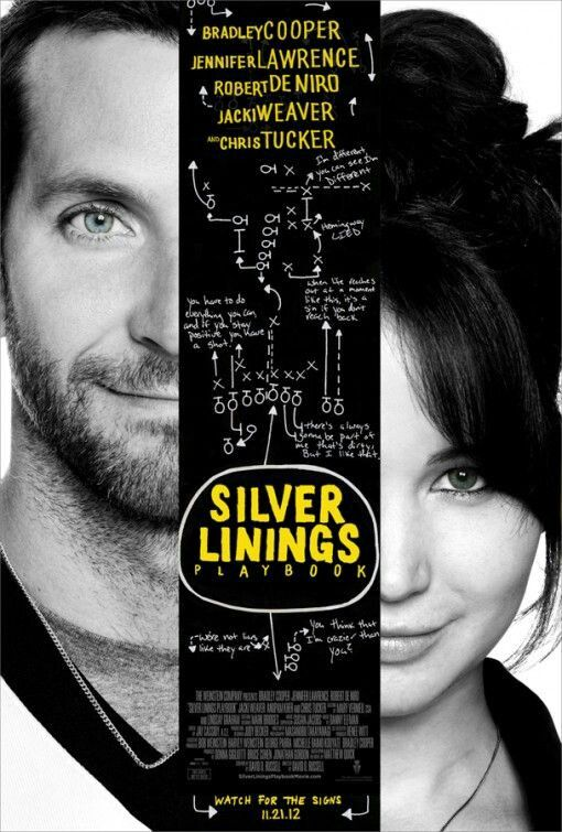 Silver Linings Playbook ... LOVED IT!!!!!!