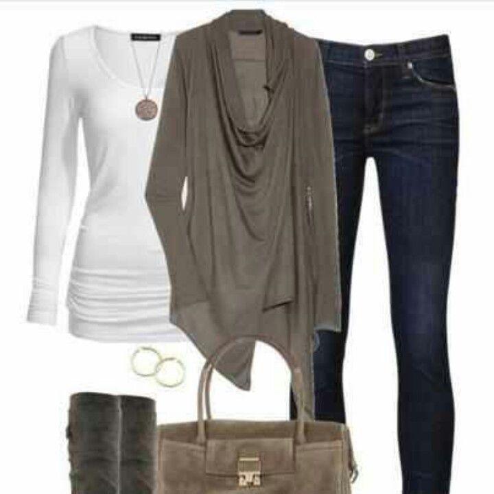 Fall fashion!! Cute simple outfit!!