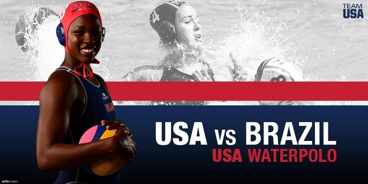 In reply to USA Water Polo  U.S. Olympic Team ‏@TeamUSA  Aug 15 .@USAWP LET'S GO LADIES!  WOOHOO!!