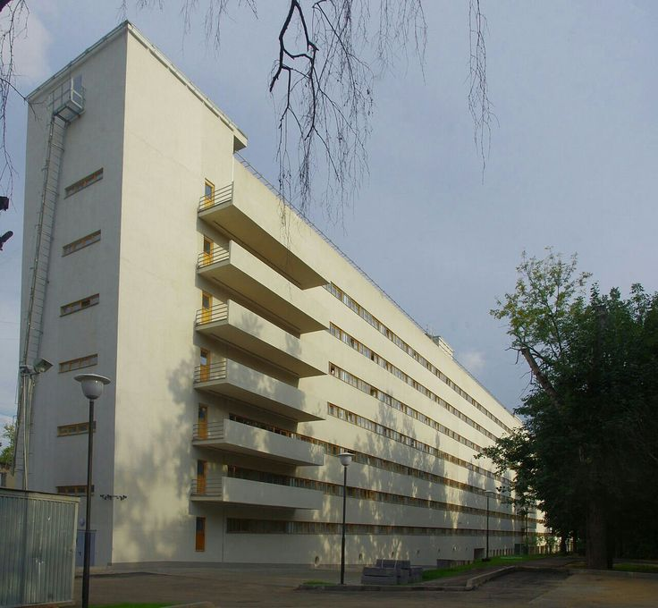 """Студенческое общежитие """"дом-коммуна"""""""