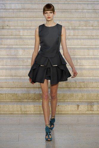 Antonio Berardi London Fashion Week Autumn Winter 2012 2013
