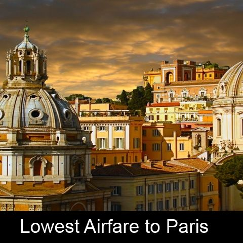 Cheap Flight Tickets to Paris Enjoy your holiday in Paris this summer. Visit our website for cheap tickets booking.