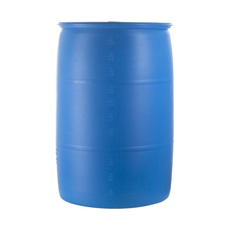 25 Best Ideas About 55 Gallon Water Barrel On Pinterest