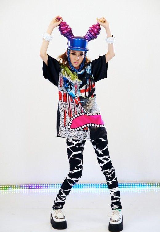 2NE1 - I Am The Best - Dara  Next Halloween Costume?