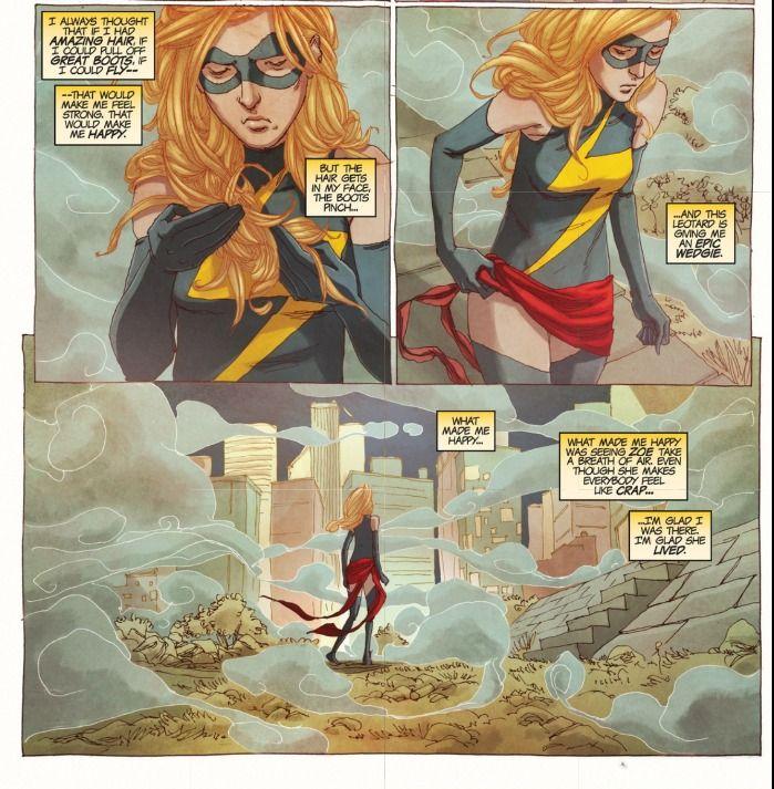 josh talbot ms marvel | Ms. Marvel #2