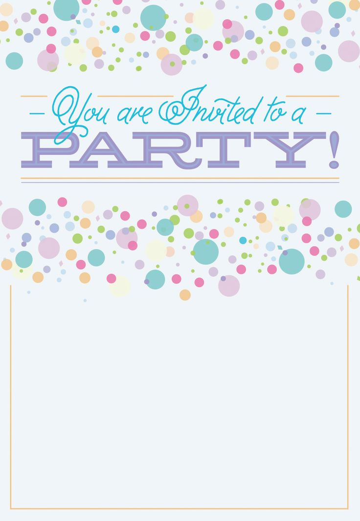 The 25+ best Free printable invitations templates ideas on - online birthday invitations templates