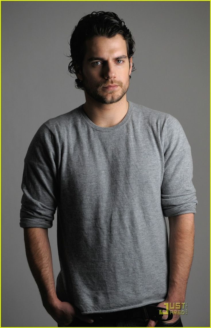 Henry Cavill: Man of Steel (Superman) 2013.  Also my pick for Christian Grey.