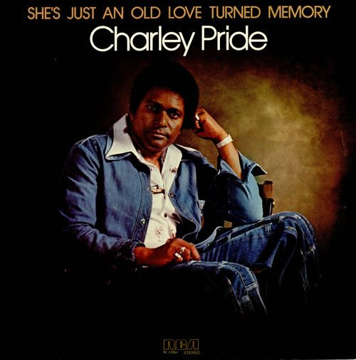 Charley Pride - She's Just An Old Love Turned Memory (Vinyl, LP) at Discogs