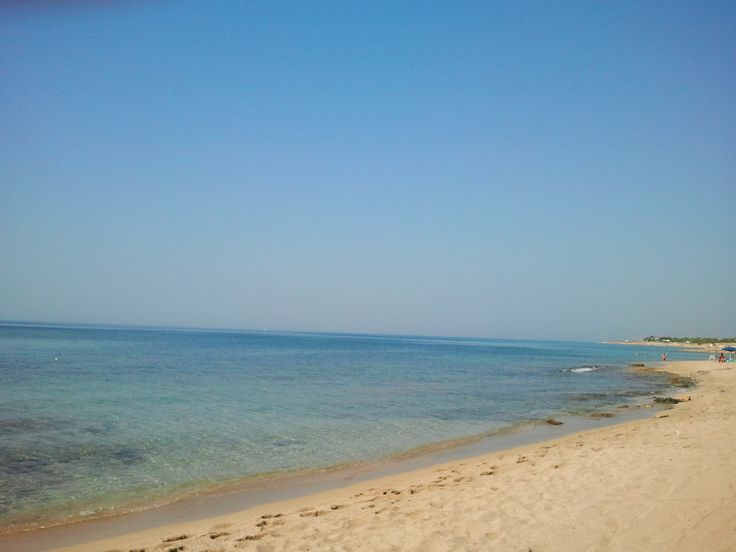 la spiaggia di d'ayala d'ayala beach