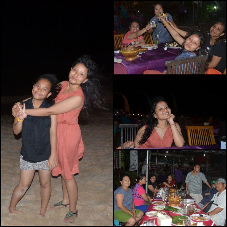 1 Januari 2015 New Langsam Cafe in Badung, Bali
