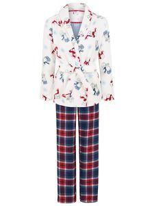 Ladies Character Pajamas Online: Tatty Teddy Fleece Robe & Pyjamas Set – Novelty-Characters