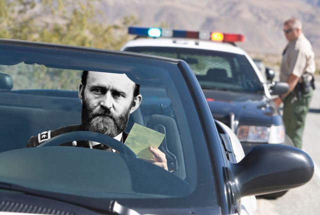 The Cop Who Gave Ulysses S Grant A Speeding Ticket Traffic