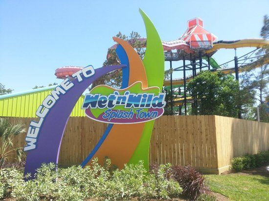 A water park in Spring, Texas that has been recently upgraded.  Season passes are available if your teen goes regularly.