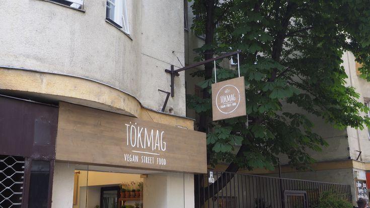 Tökmag - vegán szendvicselő Hollán Ernő utca 5 H-P: 9-21