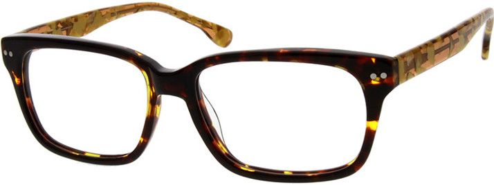horn rim square eyeglasses 621525 frames eye exam and optical glasses