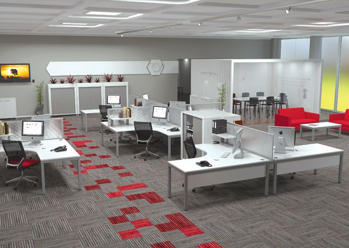 Cubit system - Office 5