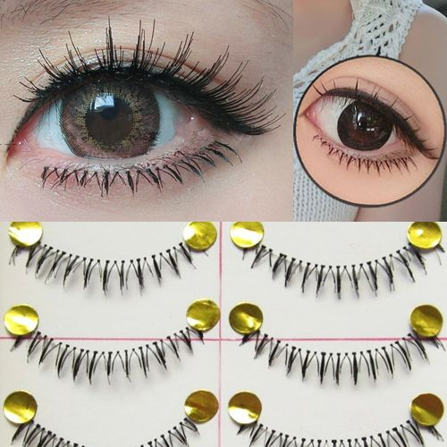Cheap lashes grow, Buy Quality lash mascara directly from China lash hair Suppliers: Visofree False Eyelashes #217 Human Hair Eye Lashes (Same factory & production line as Red Cherry)USD 1.80/pair10 Pairs